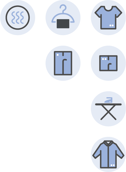 7 Dials icons